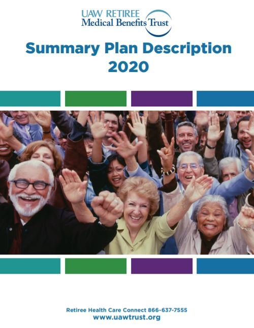 2020 Summary Plan Description